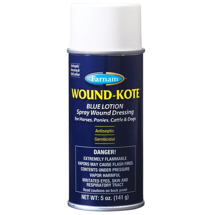 Wound Kote Blue Lotion Spray
