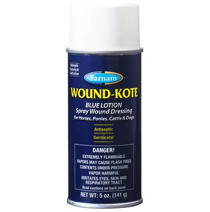 Wound Kote Blue Lotion Spray