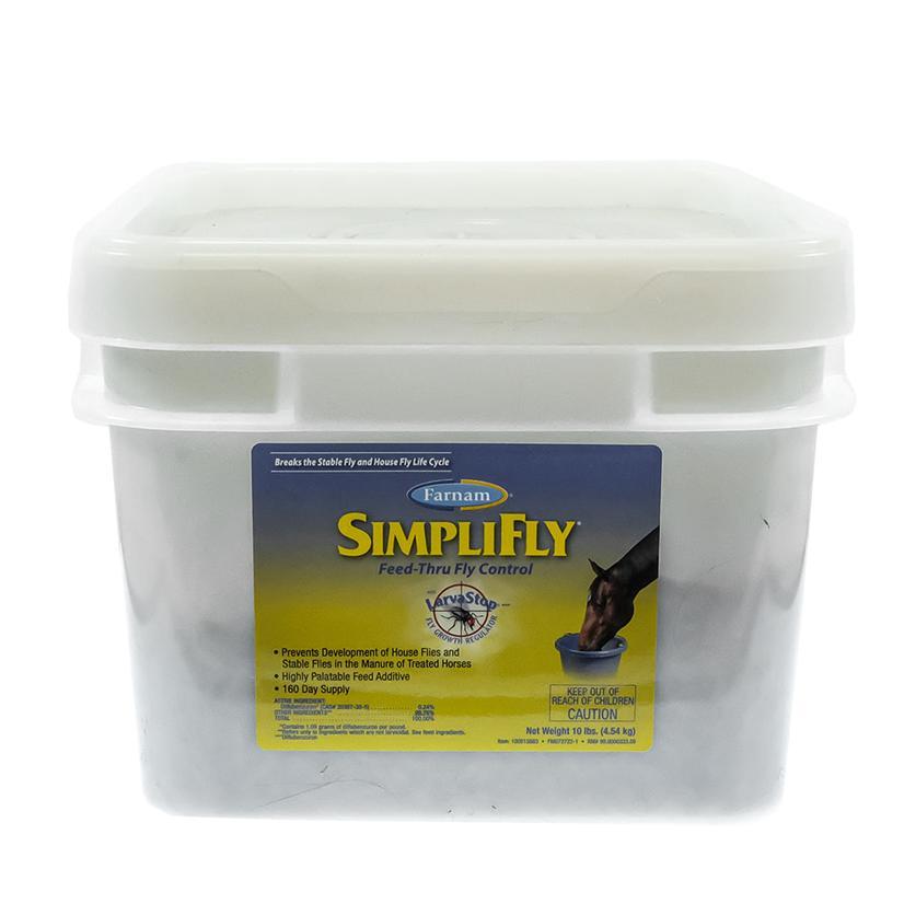 Farnam Simplifly With Larvastop 10 Lb.