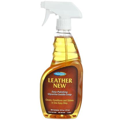 Farnam Leather New Glycerine Saddle Soap 16oz
