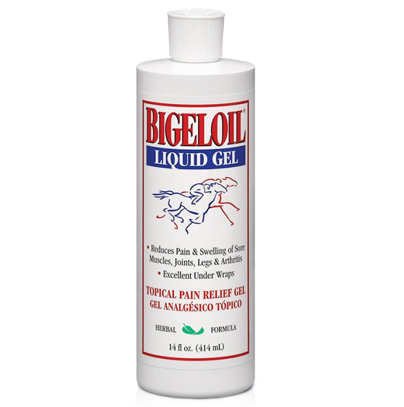 Bigeloil Liquid Gel Liniment