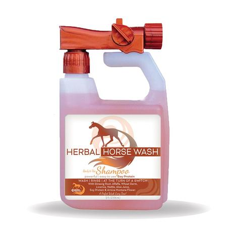 Healthy Hair Care Herbal Horse Wash 32 ounce