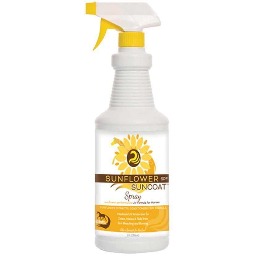 Sunflower Suncoat Spf 32 Oz.