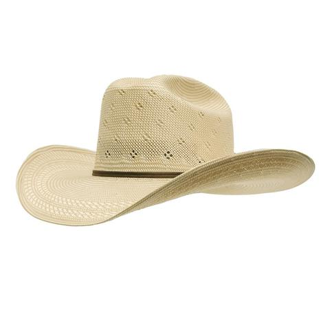 Resistol Conley 20X Natural Tan Cowboy Hat