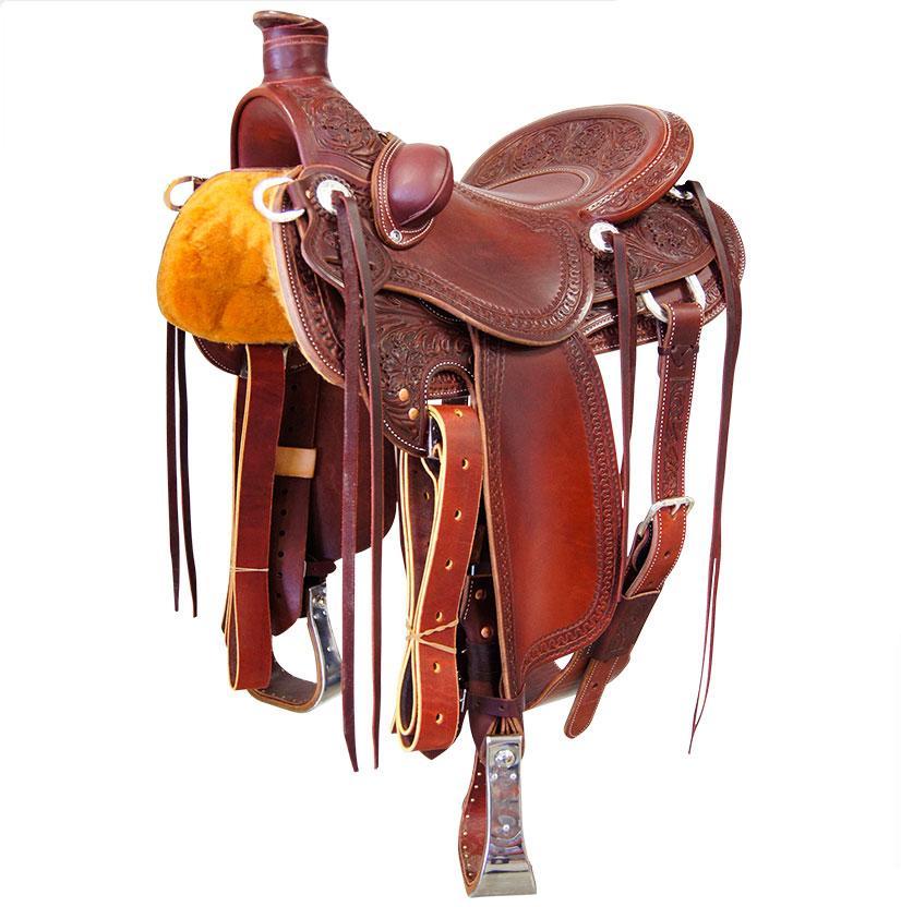 STT Wade Rancher Roper Saddle
