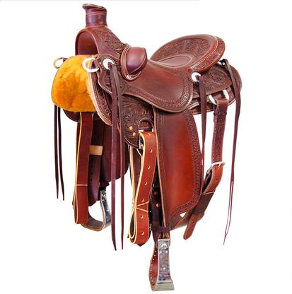 STT Wade Rancher Roper Saddle