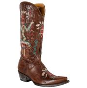 Old Gringo Women's Sapache Brass Western Boots