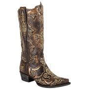 Lane Creole Lady Cowgirl Boots
