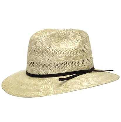 The Tracker Sisal Straw Hat By Rodeo King
