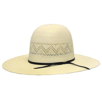Rodeo King Ivory Coast Straw Cowboy Hat