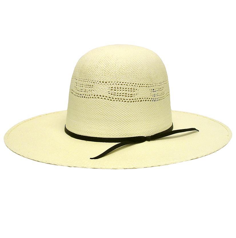 Rodeo King Bangor Straw Cowboy Hat 525ecefd0d1