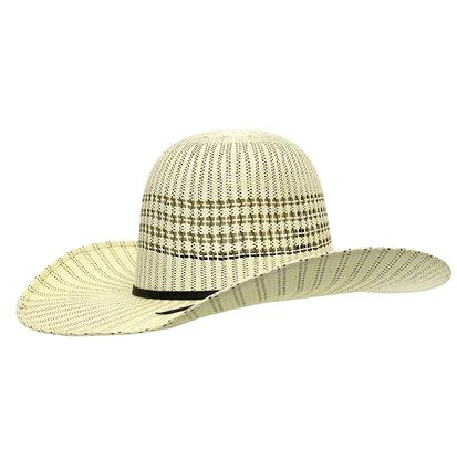 Rodeo King Champ Straw Cowboy Hat