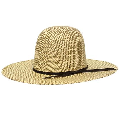 Rodeo King Bamboo Straw Cowboy Hat