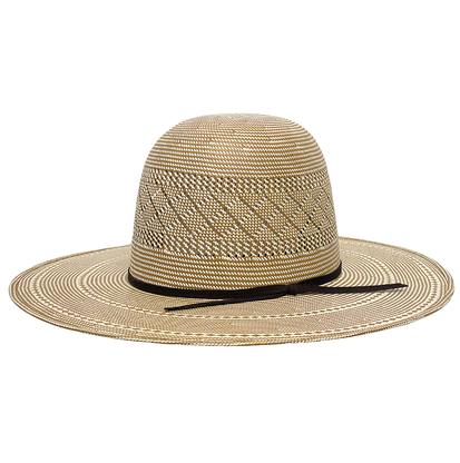 Rodeo King Dusty Straw Cowboy Hat