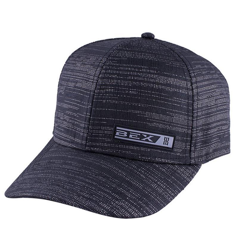 Bex Metallic Glitz Ball Cap