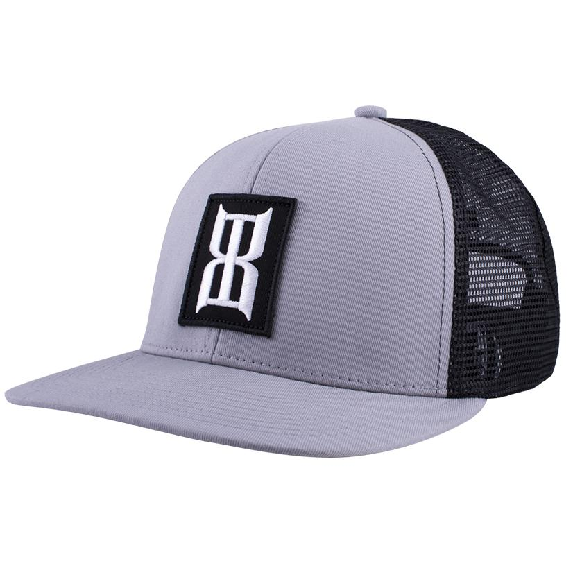 Bex Ninyr Grey/Black Mesh Cap