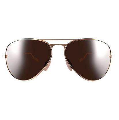 Bex Wesley Sunglasses - Rose/Amber