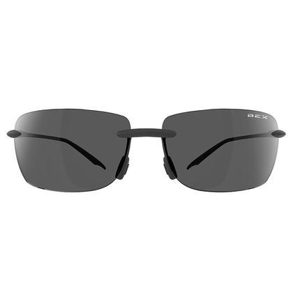 Bex Jaxyn III Sunglasses - Gray/Gray