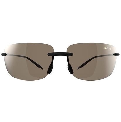 Bex Arstytk III Sunglasses - Black/Brown/Silver