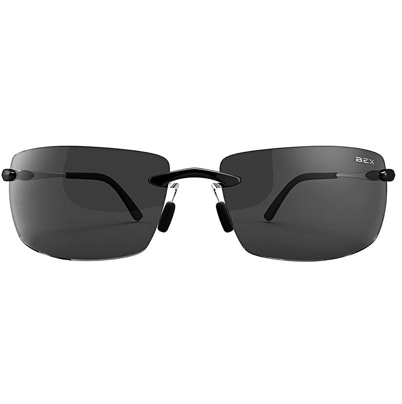 Bex Brackley Sunglasses - Black/Gray