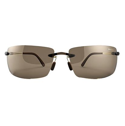 Bex Brackley Sunglasses - Brown/Brown
