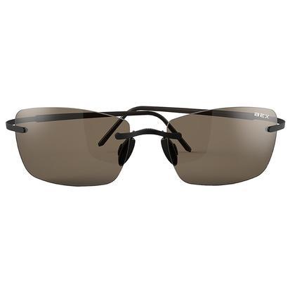 Bex Fynnland Sunglasses - Black/Brown