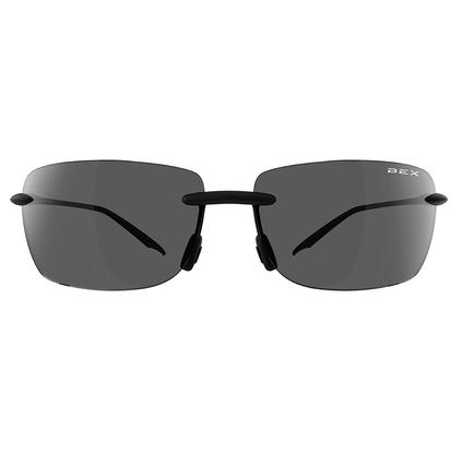 Bex Jaxyn III Sunglasses - Black/Grey