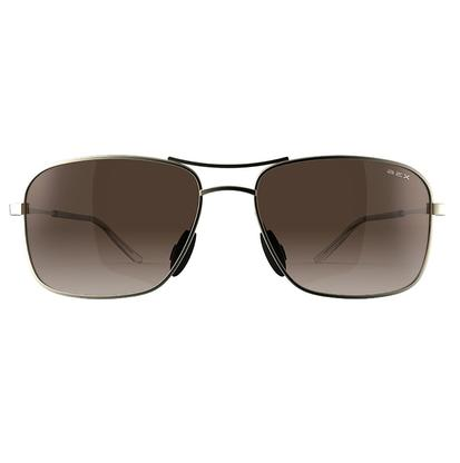 Bex Carter II Sunglasses - Gold/Brown
