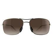 Bex Carter Ii Sunglasses - Gold/Brown