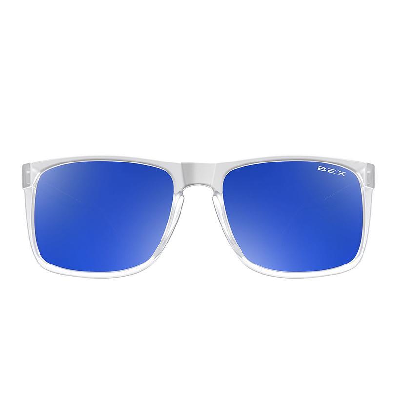 Bex Jaebyrd II Sunglasses - Clear/Blue