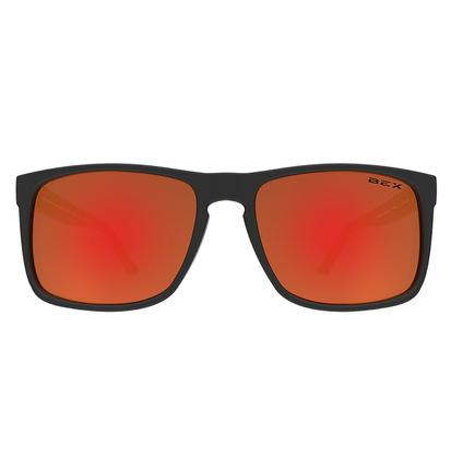 Bex Jaebyrd II Sunglasses - Black/Red