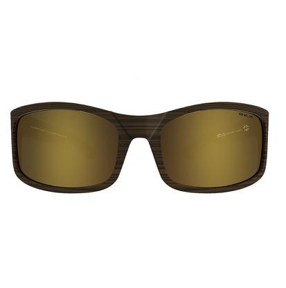 Bex Ghavert II Sunglasses - Brown/Gold