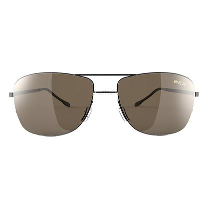 Bex Deklyn Sunglasses - Black/Brown