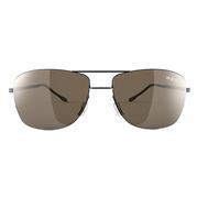 Bex Deklyn Sunglasses - Black/Brown