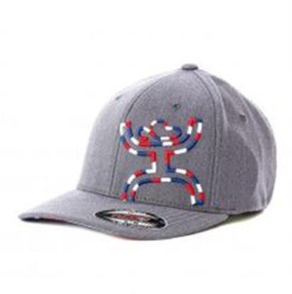 HOOey Patriot Adult & Youth Flexfit Cap