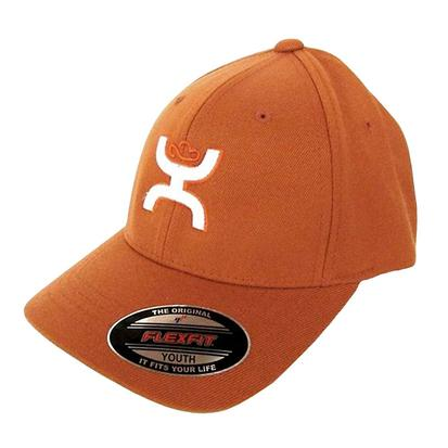 HOOey ATX Youth Cowboy Cap