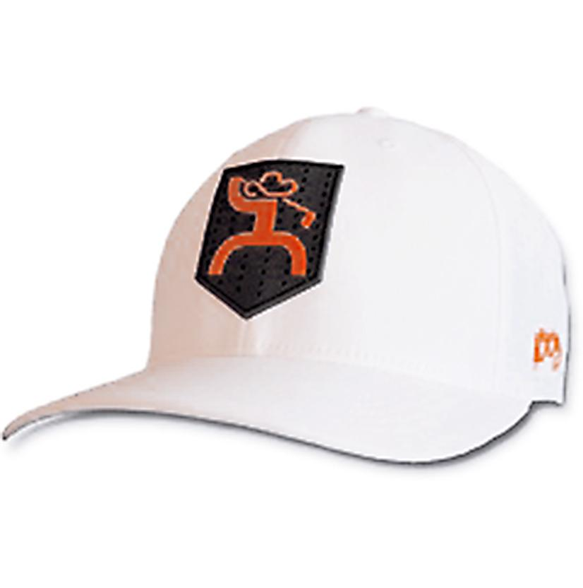 Hooey Golf Collection White Cap