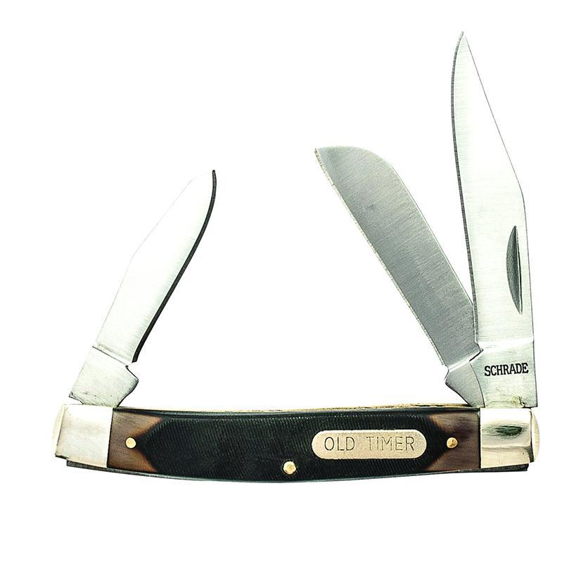 Old Timer Middleman Folding Pocket Knife