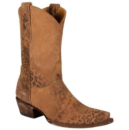 Old Gringo Women's Leopard Boots