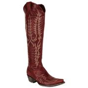 Old Gringo Women's Tall Mayra Bis Red Cowgirl Boots