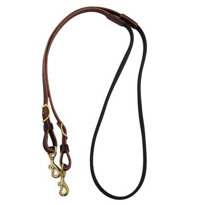 Biothane and Latigo Barrel Reins