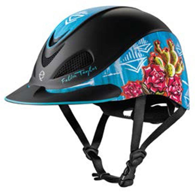 Fallon Taylor Western Performance Helmet Troxel VINTAGE_CACTUS