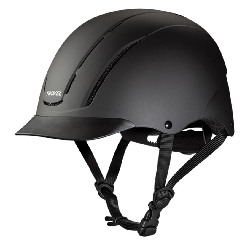 Spirit Riding Helmet Troxel BLACK_DURATEC