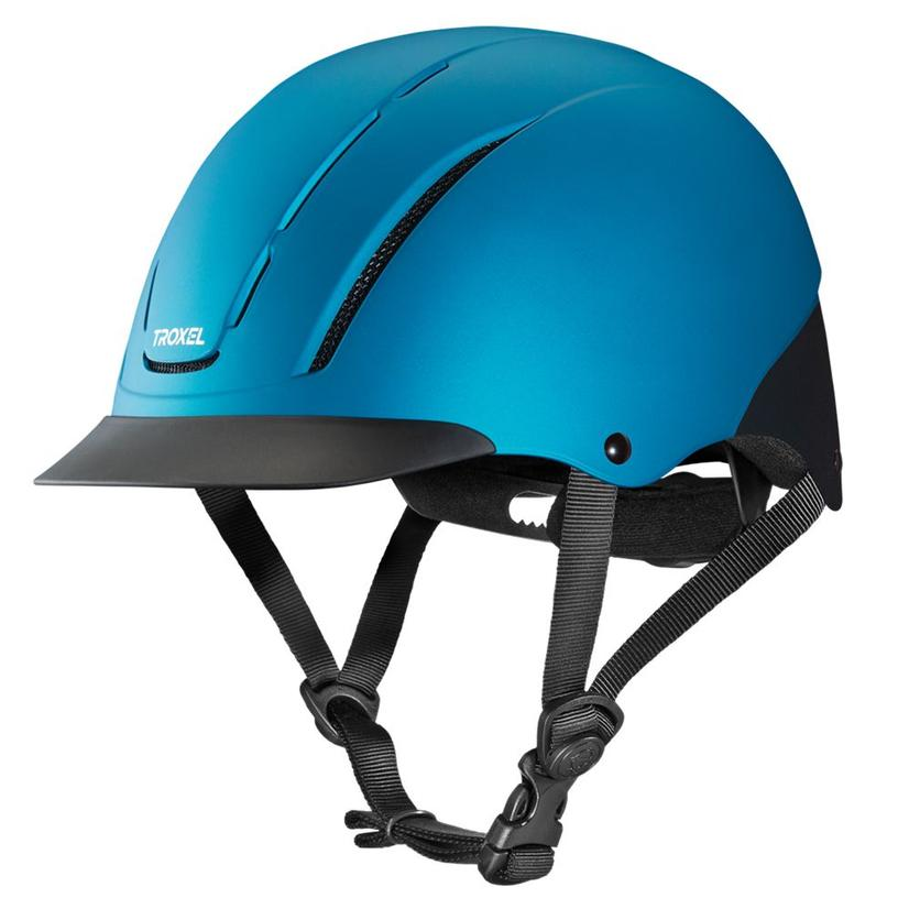 Spirit Riding Helmet Troxel TEAL_DURATEC