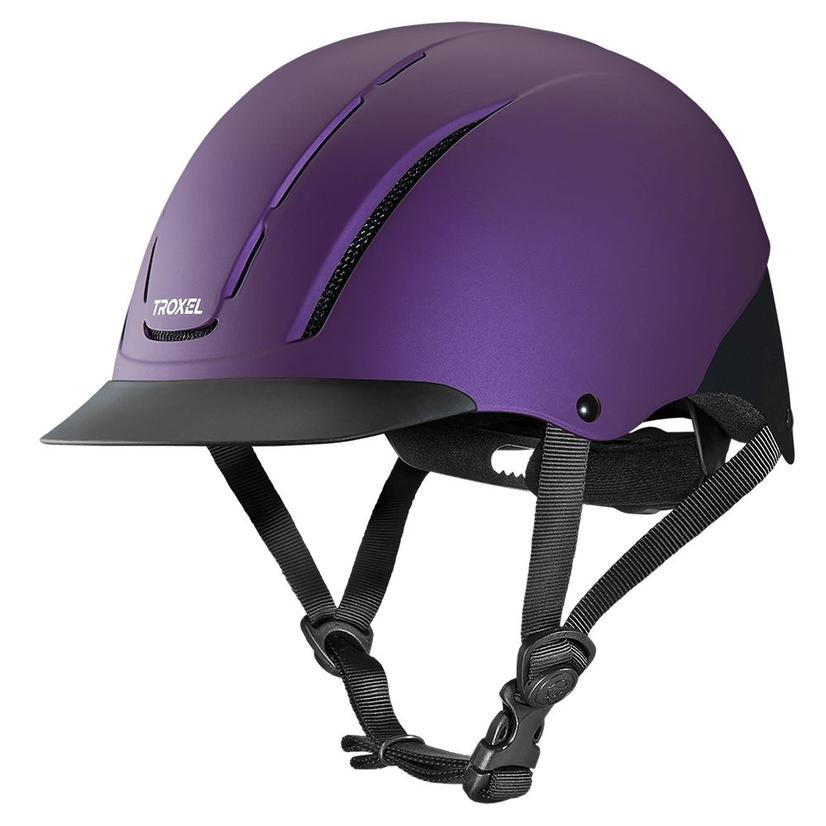 Spirit Riding Helmet Troxel VIOLET_DURATEC