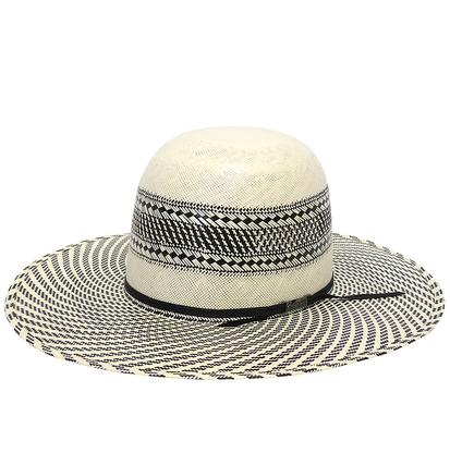 American Hat Company 2C Black Trim 4 1/4 Cowboy Hat