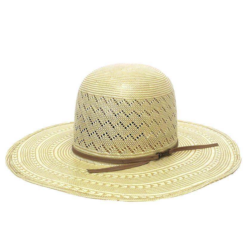 American Hat Company 4 1/2 Straw Cowboy Hat