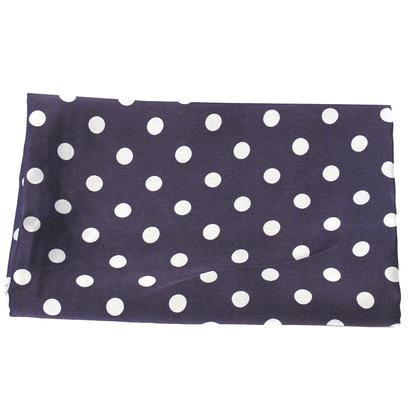 Polk A Dot Wild Rag BLUE_DOTS