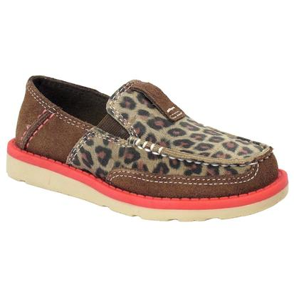 Ariat Kid's Leopard Print Cruiser Casual Shoes
