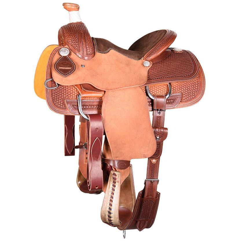 STT Youth Roper Saddle